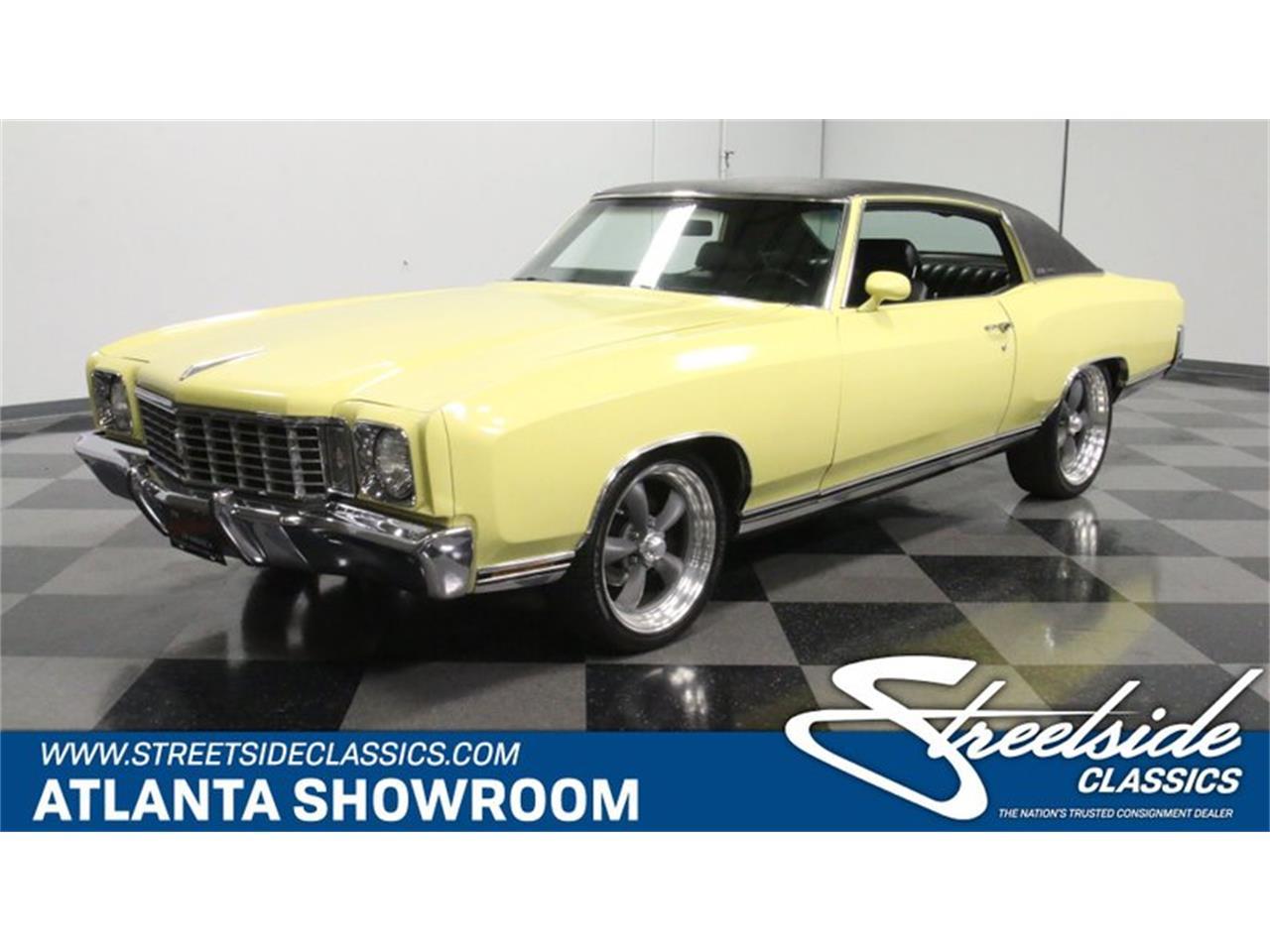 For Sale: 1972 Chevrolet Monte Carlo in Lithia Springs, Georgia