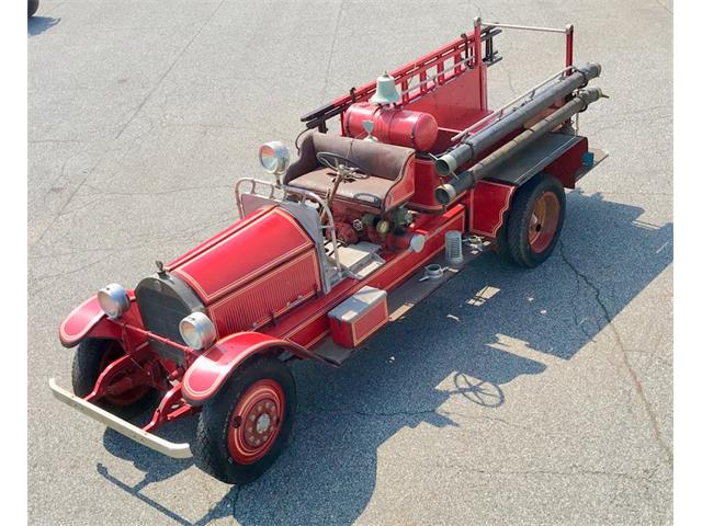 Picture of Classic 1926 Hale Fire Truck located in Morgantown Pennsylvania - PFJD
