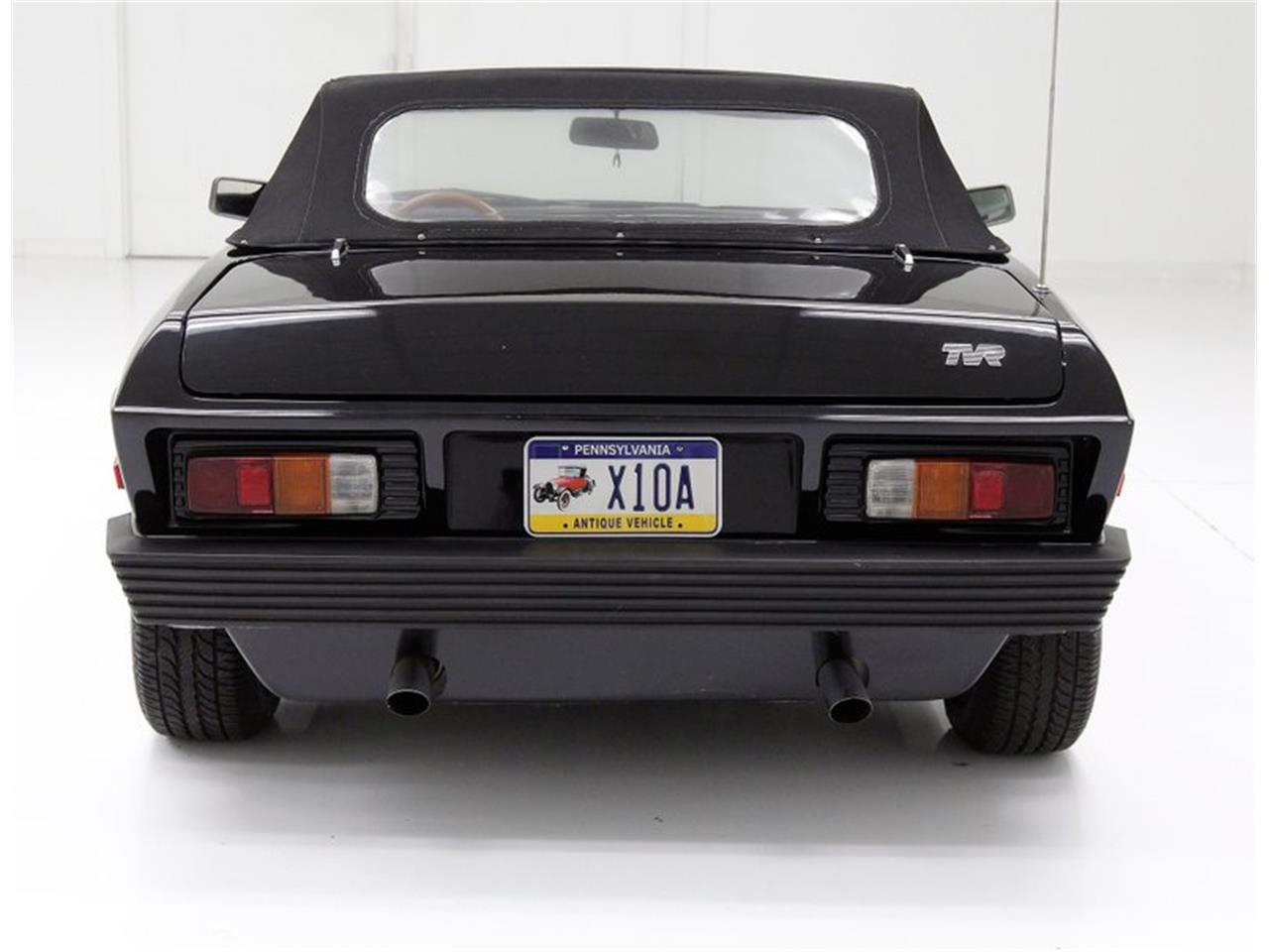 Large Picture of 1985 TVR Tasmin Offered by Classic Auto Mall - PFJJ