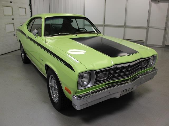 Picture of '73 Duster - PFJM