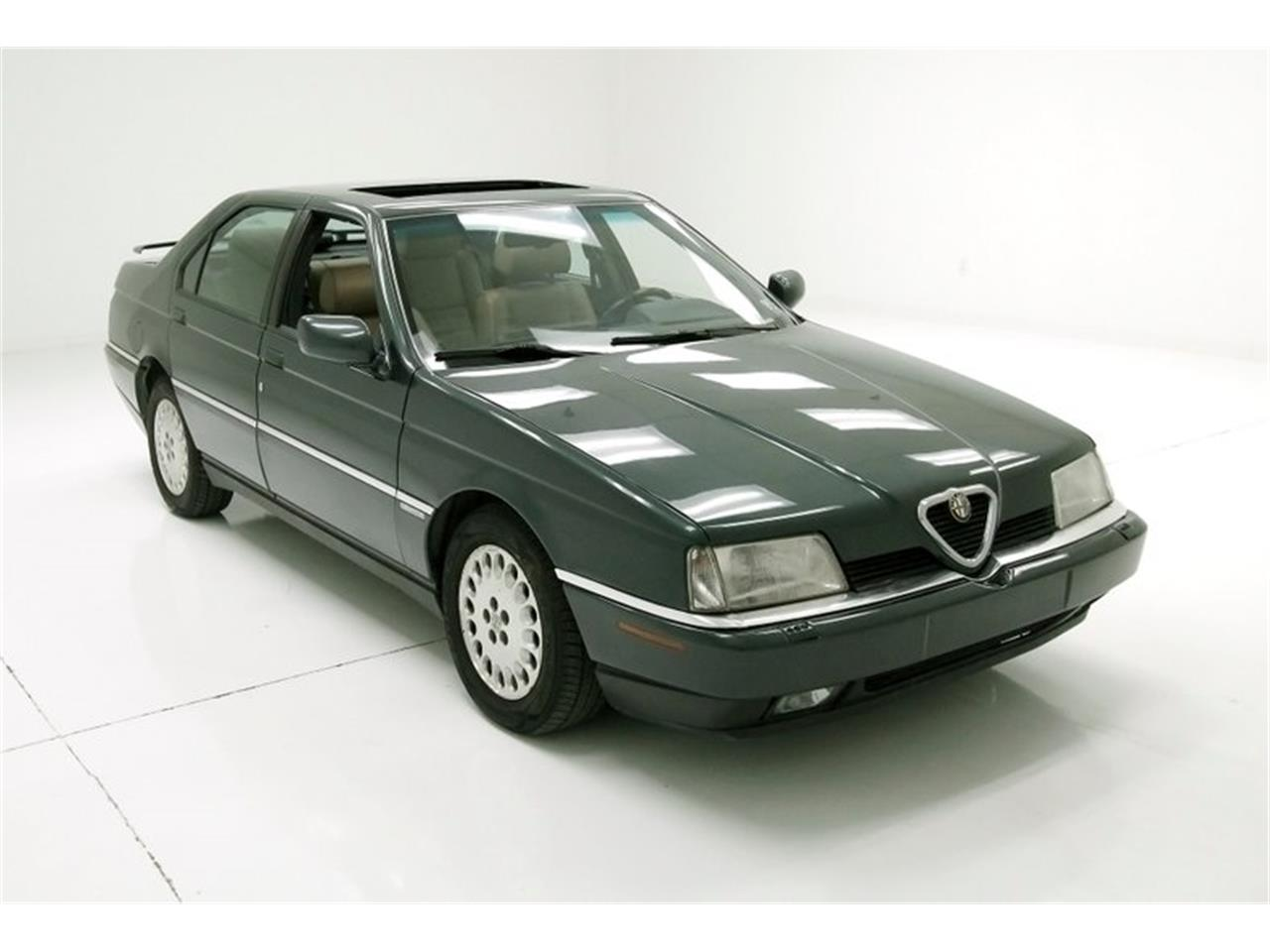 Large Picture of 1995 Alfa Romeo 164 Auction Vehicle - PFJN