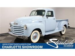 Picture of 1952 Chevrolet 3100 located in North Carolina - $36,995.00 Offered by Streetside Classics - Charlotte - PFJO