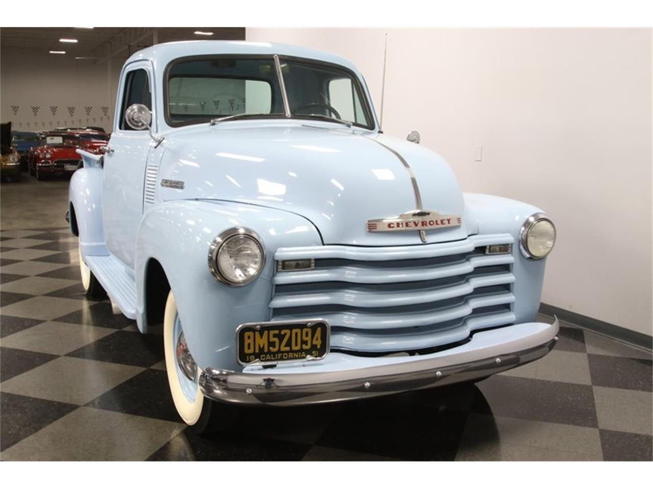 Large Picture of Classic '52 Chevrolet 3100 located in North Carolina - PFJO