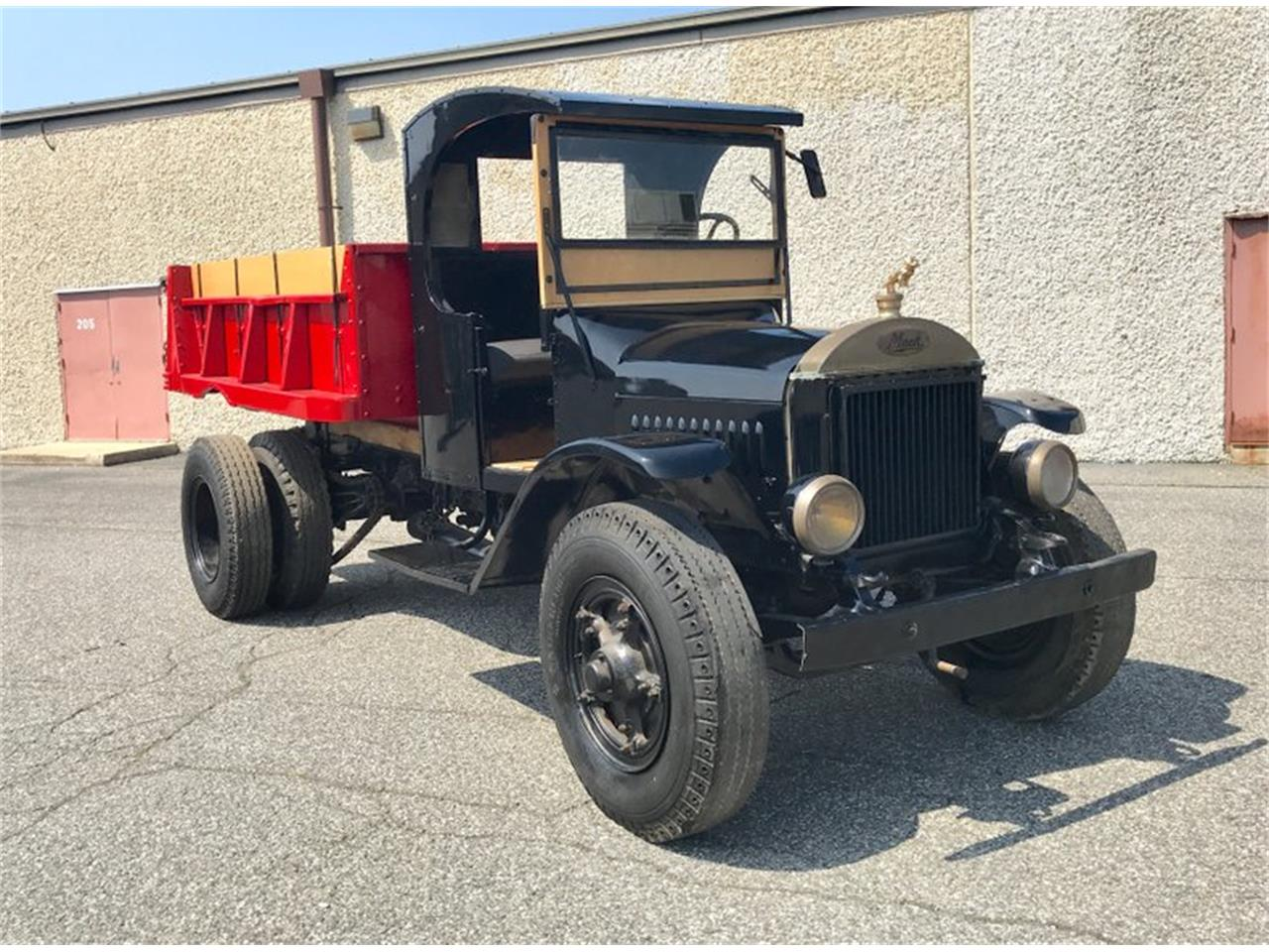 Large Picture of '30 Mack Dump Truck - $36,900.00 - PFJY