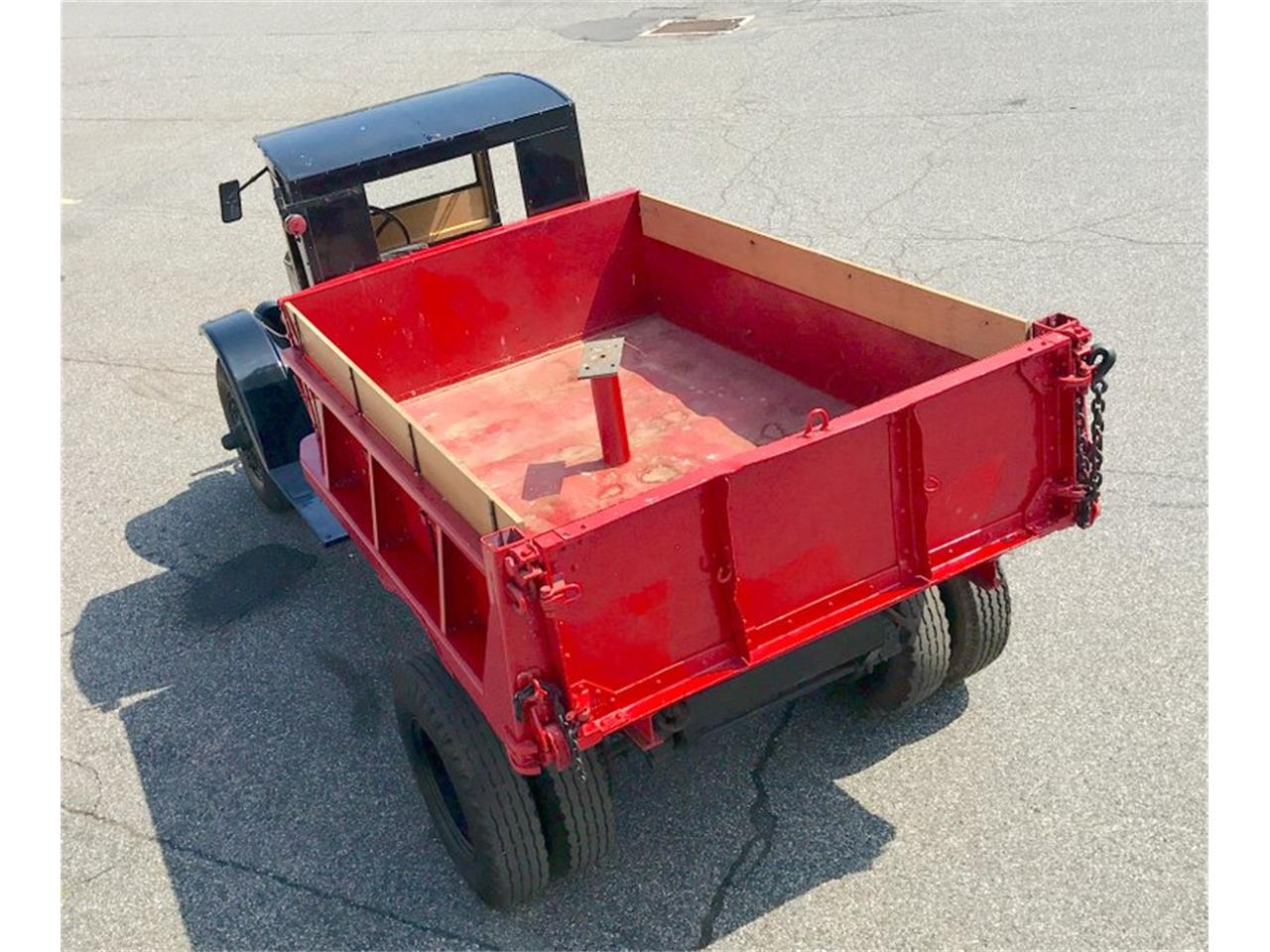 Large Picture of '30 Mack Dump Truck Offered by Classic Auto Mall - PFJY