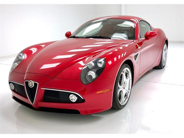 Picture of 2008 Alfa Romeo 8C located in Morgantown Pennsylvania Offered by  - PFJZ