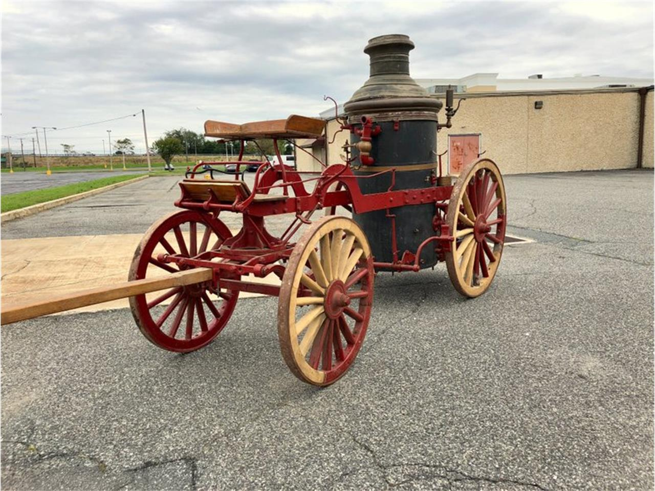 Large Picture of '90 Fire Engine - PFK1