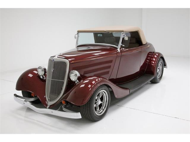 Picture of '34 Roadster located in Morgantown Pennsylvania - $34,900.00 - PFK2