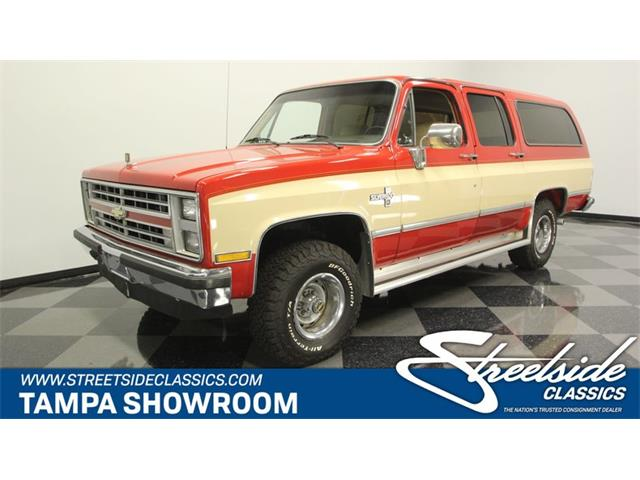 Picture of '86 Suburban Offered by  - PFK7