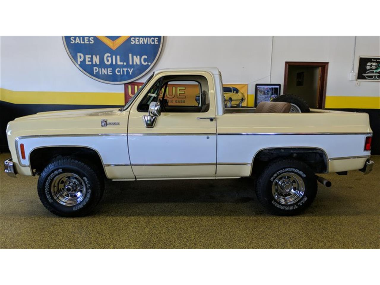 Large Picture of 1977 Blazer - $16,900.00 - PB02