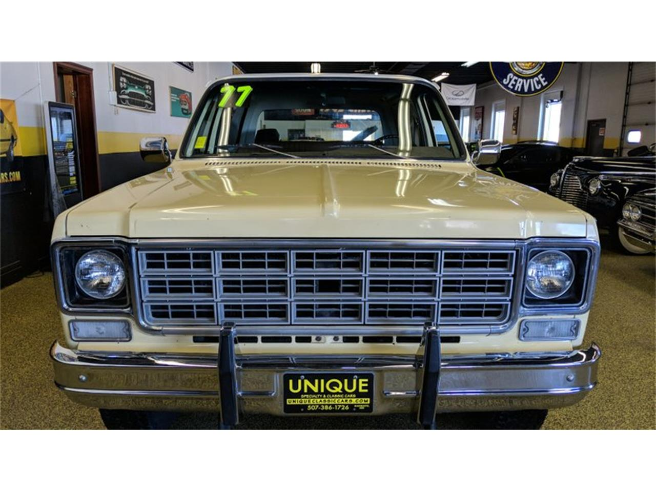 Large Picture of '77 Chevrolet Blazer located in Minnesota Offered by Unique Specialty And Classics - PB02