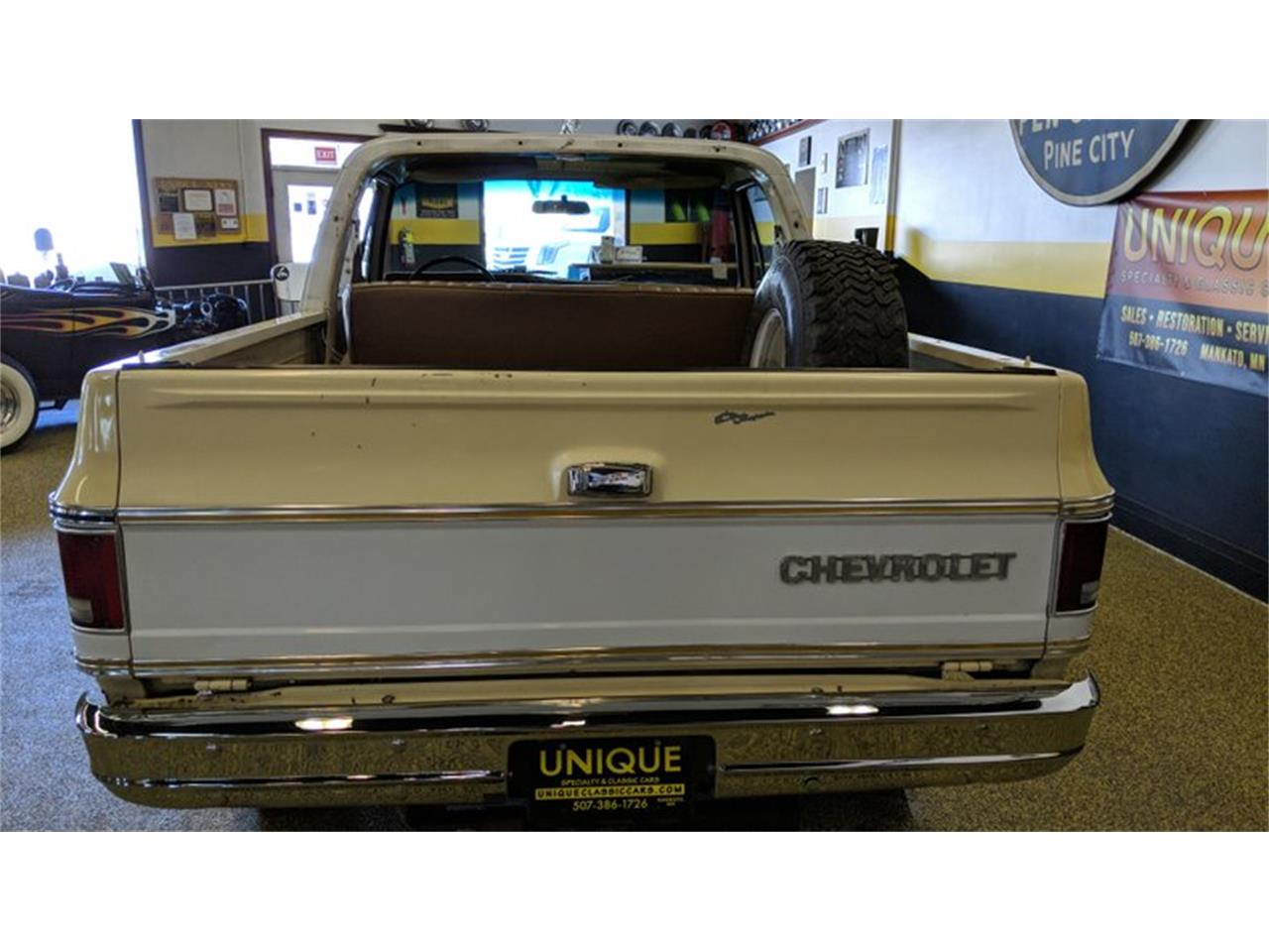 Large Picture of 1977 Chevrolet Blazer located in Minnesota - $16,900.00 - PB02
