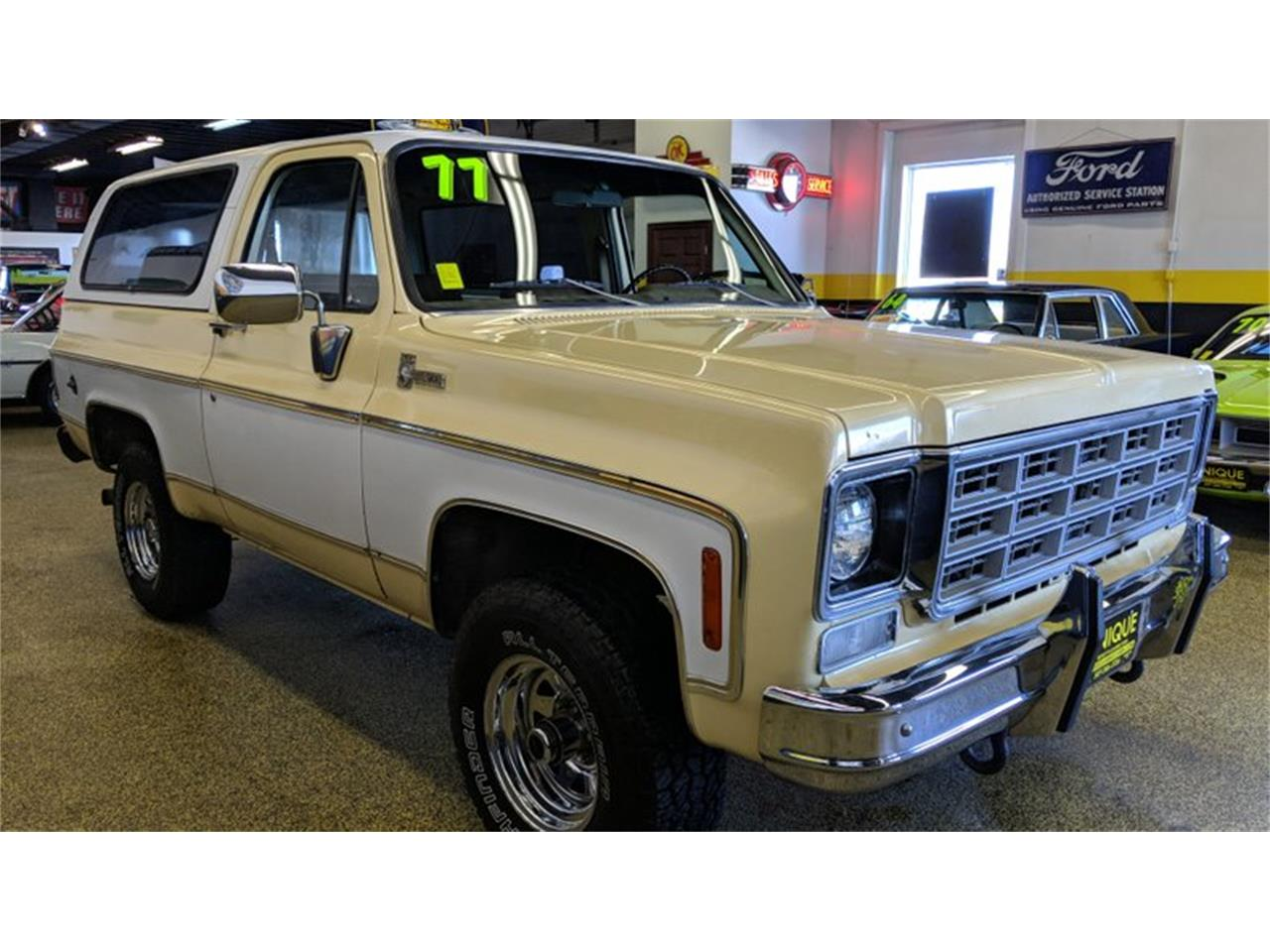 Large Picture of 1977 Blazer located in Minnesota - $16,900.00 - PB02