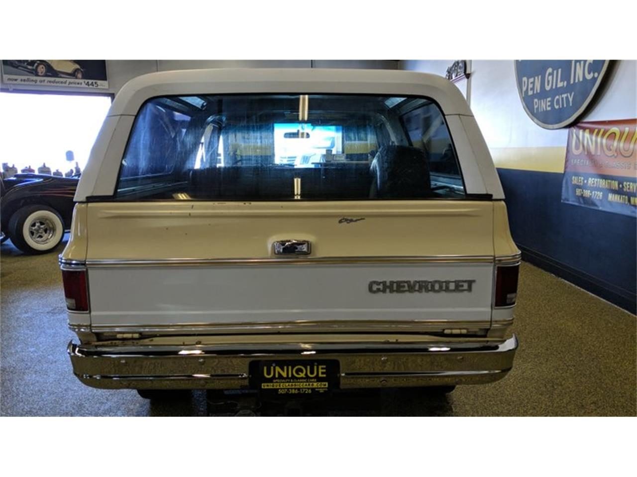 Large Picture of '77 Chevrolet Blazer Offered by Unique Specialty And Classics - PB02