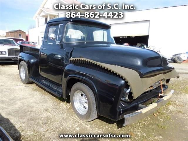 Picture of 1956 Ford F1 located in Gray Court South Carolina - $18,000.00 - PFKR