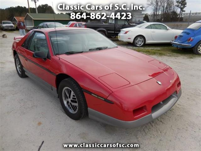 Picture of '85 Fiero - PFKS