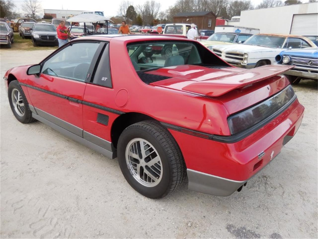 Large Picture of '85 Fiero - PFKS
