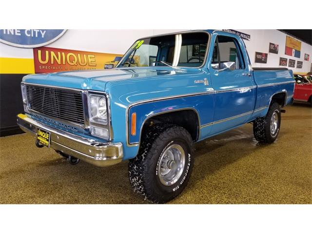 Picture of 1979 Chevrolet K-10 Offered by  - PB04