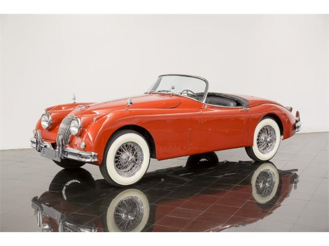 Picture of 1959 Jaguar XK150 located in Missouri - $149,900.00 Offered by  - PFL4