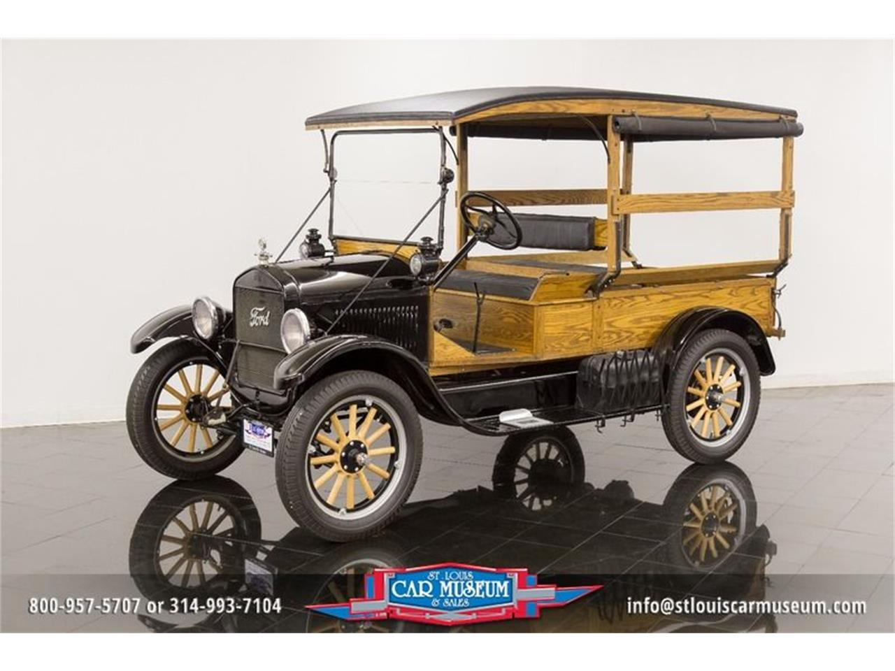Large Picture of 1926 Model T located in Missouri Offered by St. Louis Car Museum - PFLF