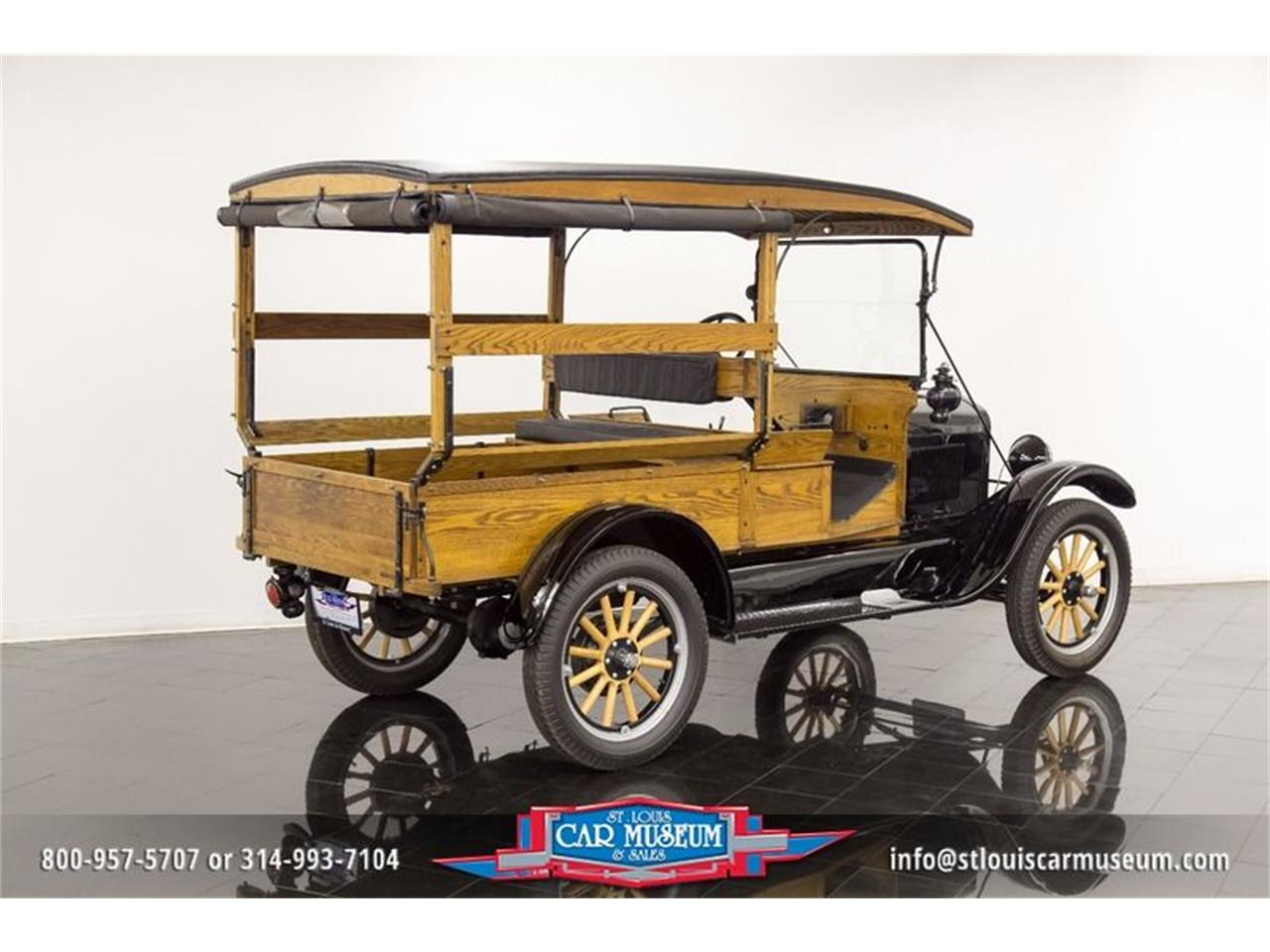 Large Picture of Classic '26 Model T - $18,900.00 Offered by St. Louis Car Museum - PFLF