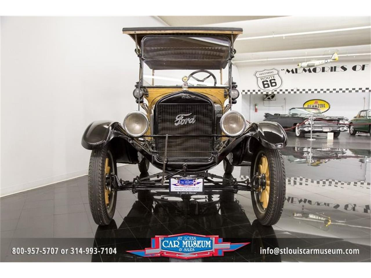 Large Picture of Classic 1926 Model T - PFLF