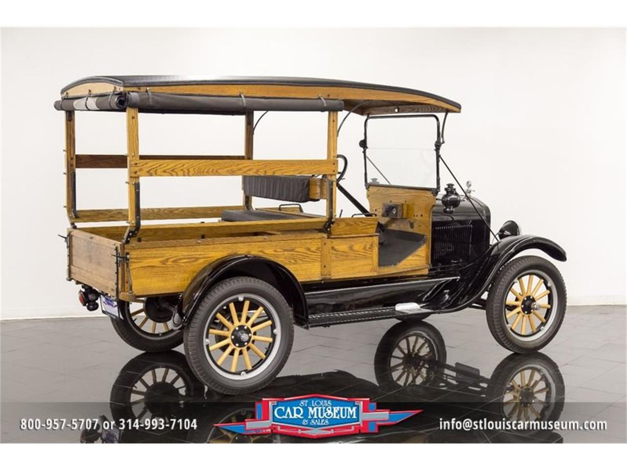 Large Picture of Classic 1926 Model T located in St. Louis Missouri - $18,900.00 Offered by St. Louis Car Museum - PFLF
