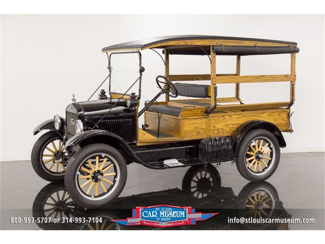 Large Picture of Classic '26 Ford Model T Offered by St. Louis Car Museum - PFLF