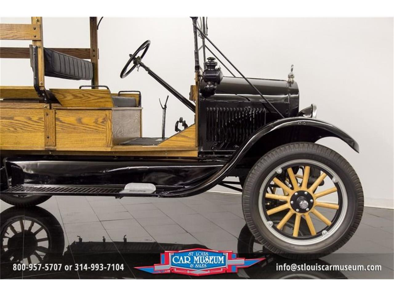 Large Picture of Classic '26 Model T Offered by St. Louis Car Museum - PFLF