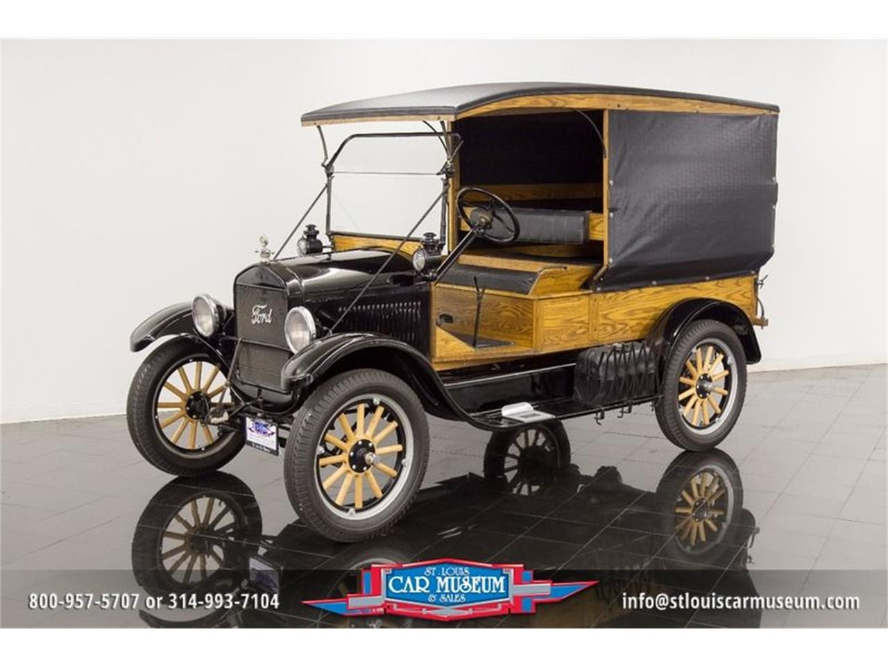 Large Picture of '26 Ford Model T located in Missouri - $18,900.00 Offered by St. Louis Car Museum - PFLF
