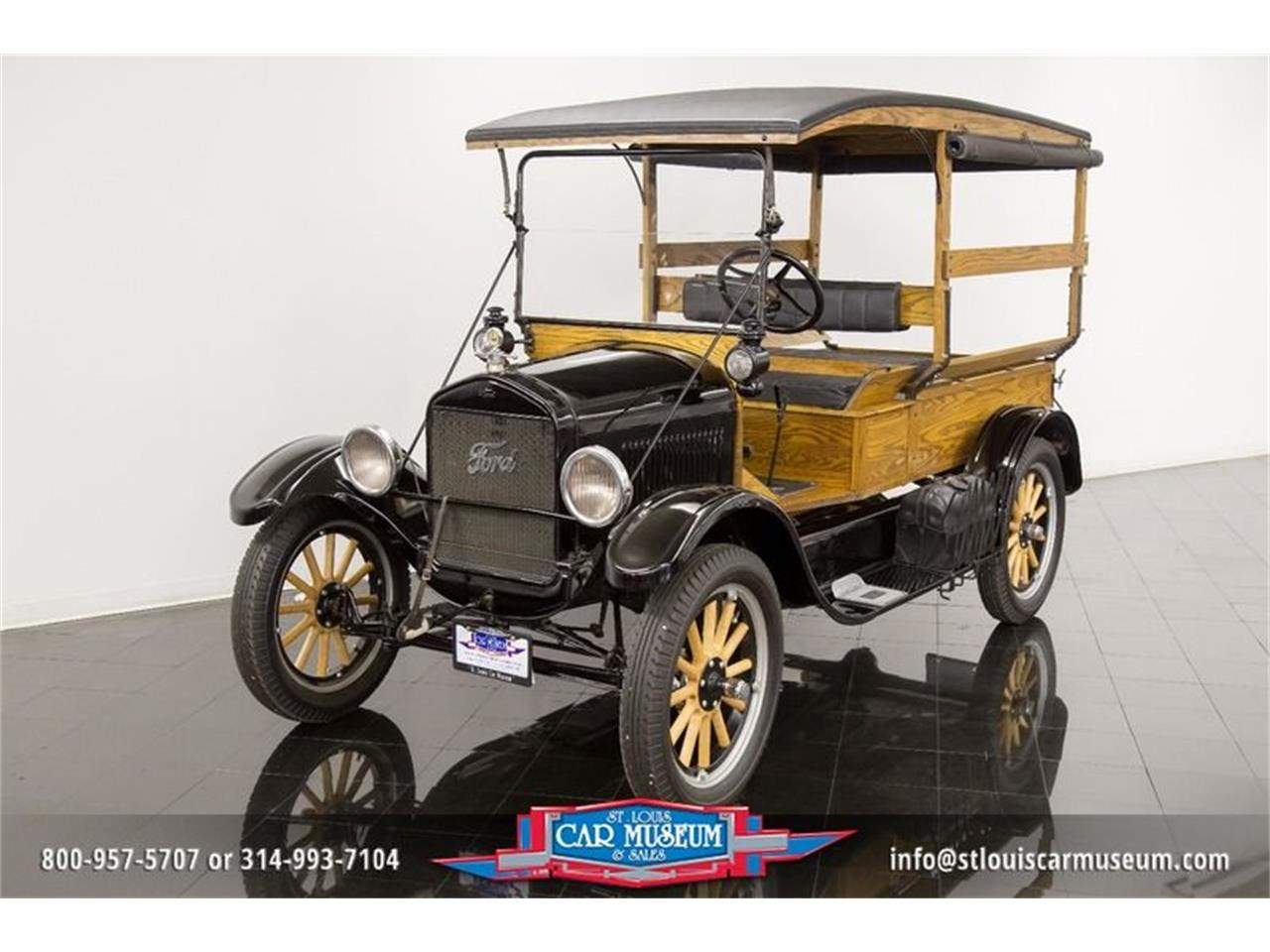 Large Picture of Classic '26 Model T located in St. Louis Missouri - $18,900.00 Offered by St. Louis Car Museum - PFLF