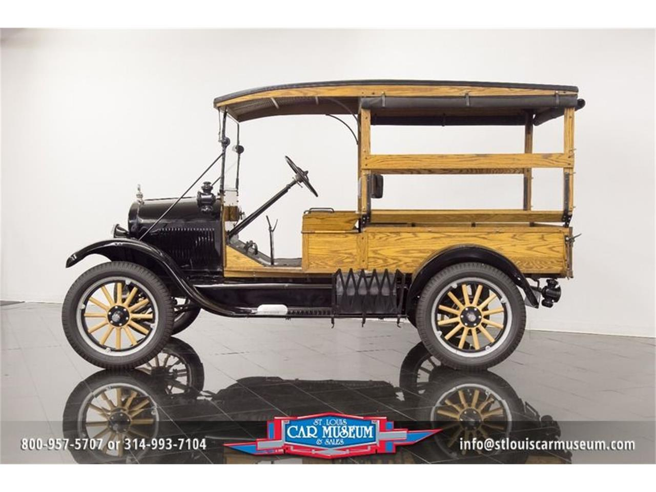 Large Picture of 1926 Model T - $18,900.00 Offered by St. Louis Car Museum - PFLF