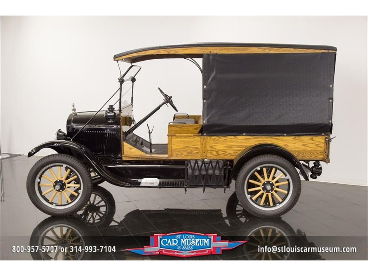 Large Picture of Classic 1926 Model T located in St. Louis Missouri Offered by St. Louis Car Museum - PFLF