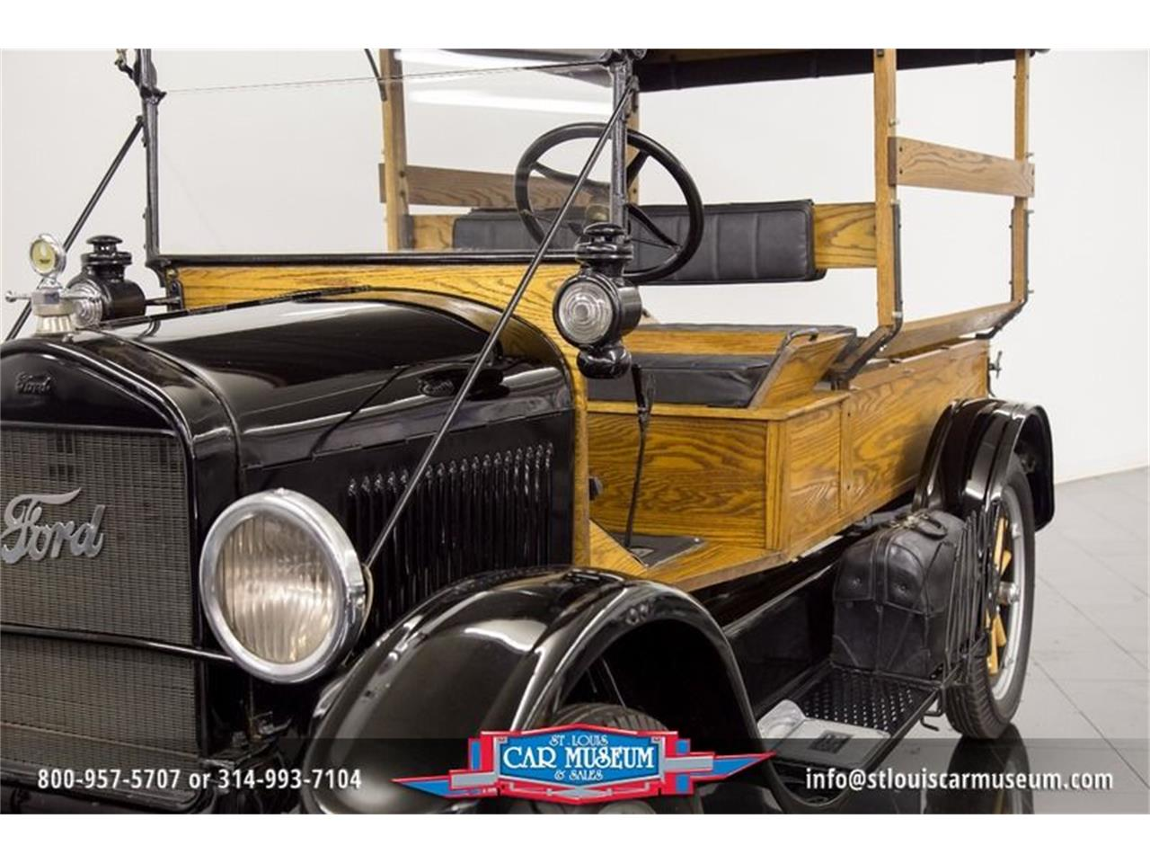Large Picture of 1926 Ford Model T located in St. Louis Missouri Offered by St. Louis Car Museum - PFLF
