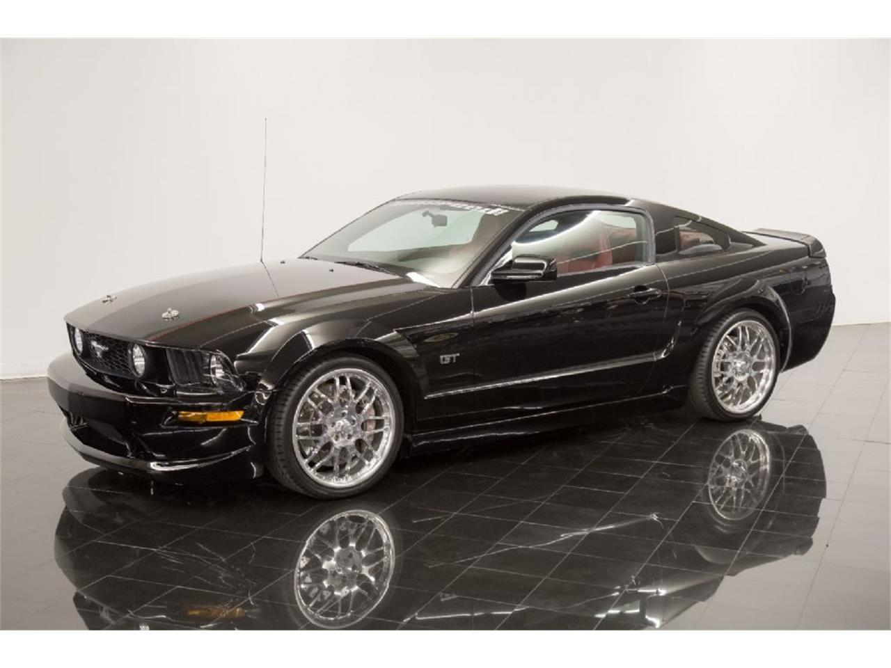 Large Picture of 2005 Mustang GT located in St. Louis Missouri - $35,900.00 Offered by St. Louis Car Museum - PFLU
