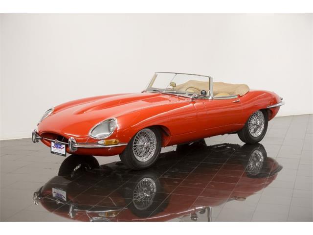 Picture of Classic '64 Jaguar XKE located in St. Louis Missouri - PFM1