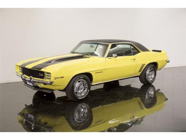 Picture of '69 Camaro RS Z28 - PFMA