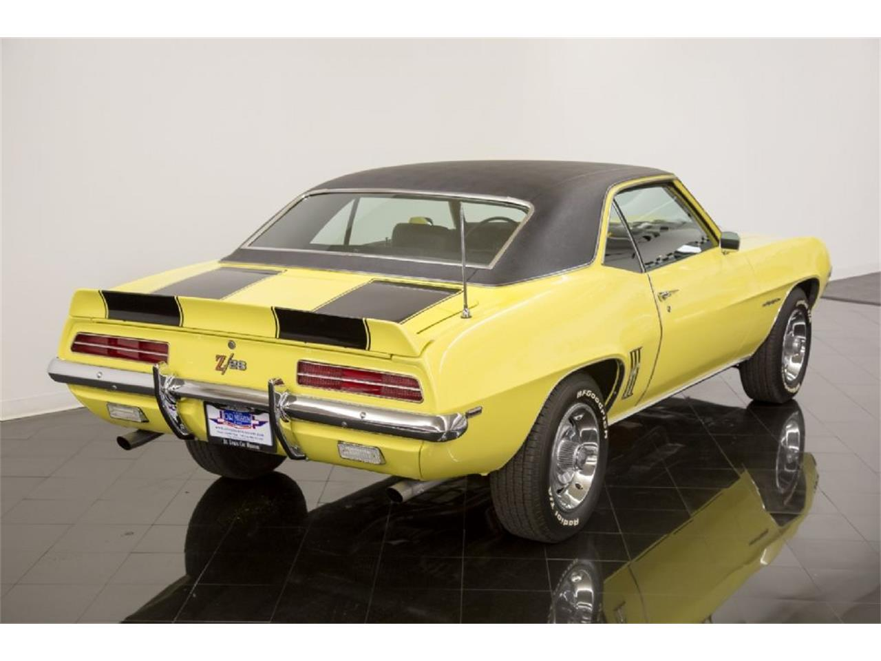 Large Picture of '69 Camaro RS Z28 - PFMA