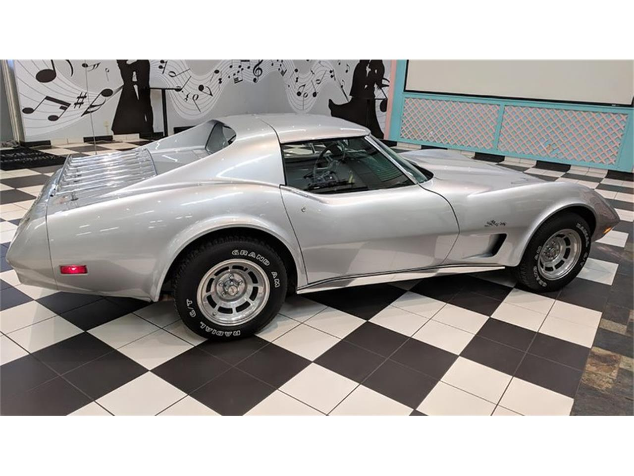 Large Picture of 1974 Chevrolet Corvette located in Oklahoma Offered by Leake Auction Company - PFME