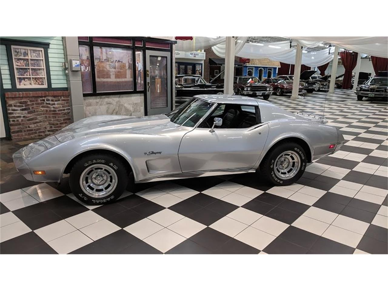 Large Picture of '74 Corvette Auction Vehicle Offered by Leake Auction Company - PFME