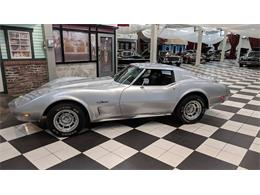 Picture of '74 Chevrolet Corvette Auction Vehicle Offered by Leake Auction Company - PFME