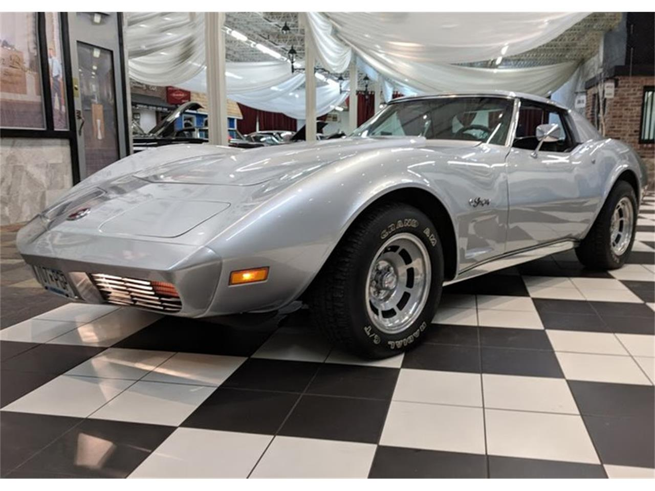 Large Picture of 1974 Corvette located in Oklahoma Auction Vehicle Offered by Leake Auction Company - PFME
