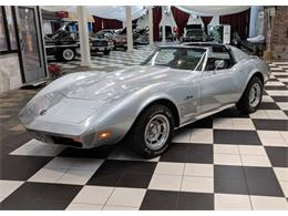 Picture of '74 Chevrolet Corvette located in Oklahoma Auction Vehicle Offered by Leake Auction Company - PFME