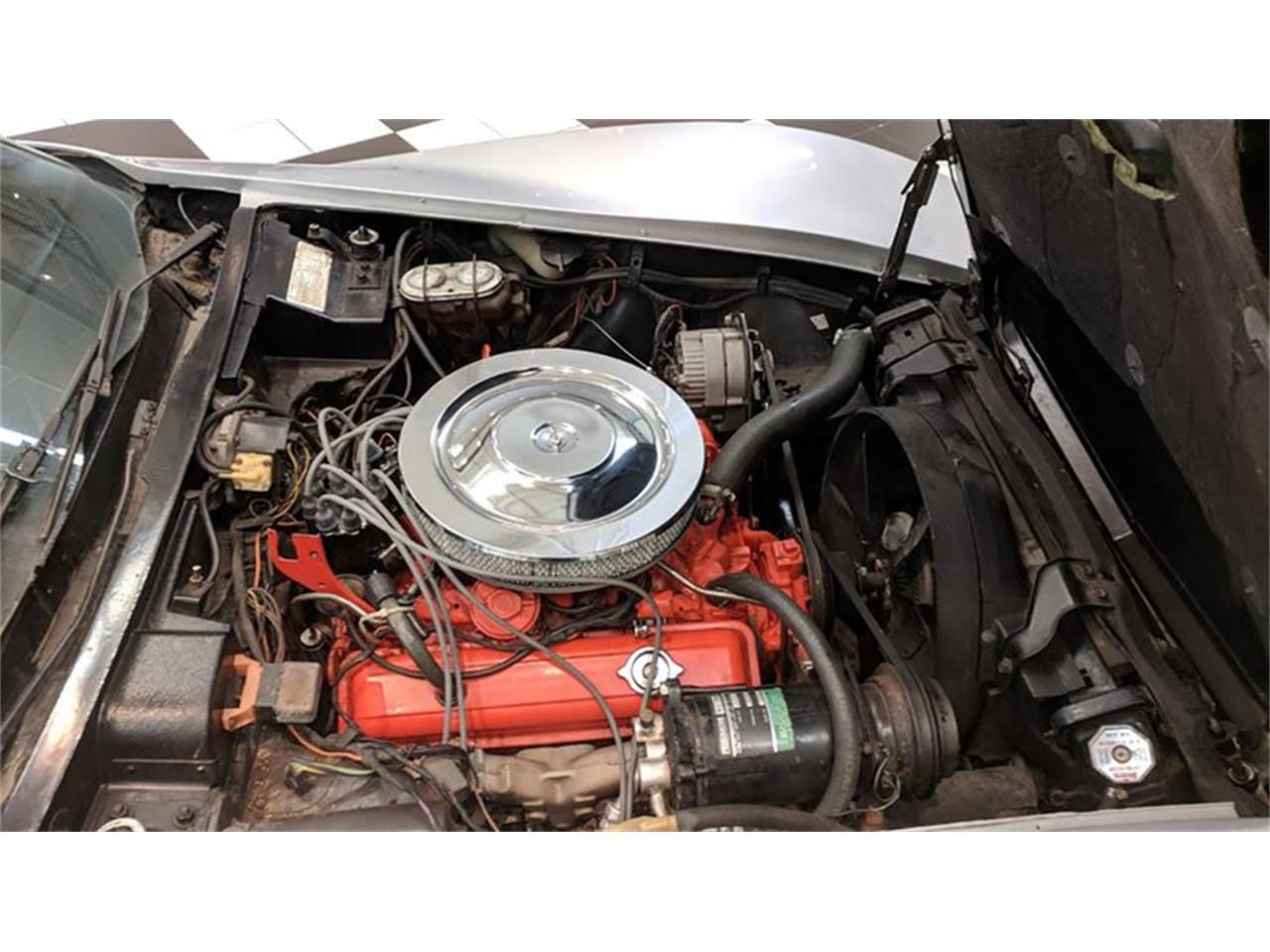 Large Picture of '74 Corvette - PFME