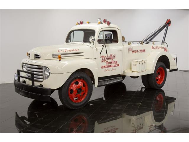 Picture of 1950 Tow Truck - $18,900.00 Offered by  - PFMT