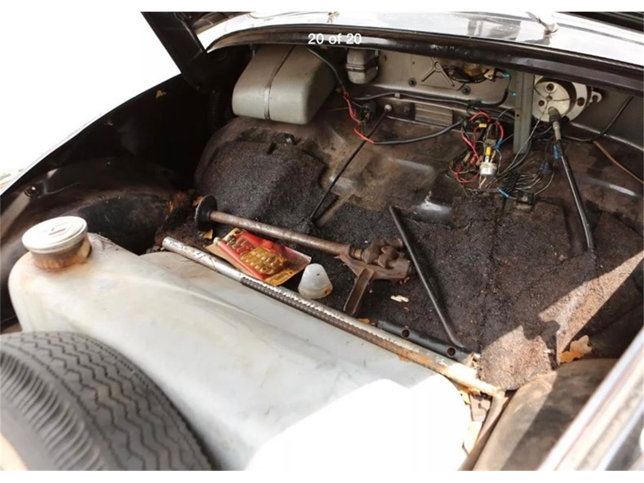 Large Picture of 1957 Volkswagen Beetle located in Oklahoma City Oklahoma Offered by Leake Auction Company - PFMY
