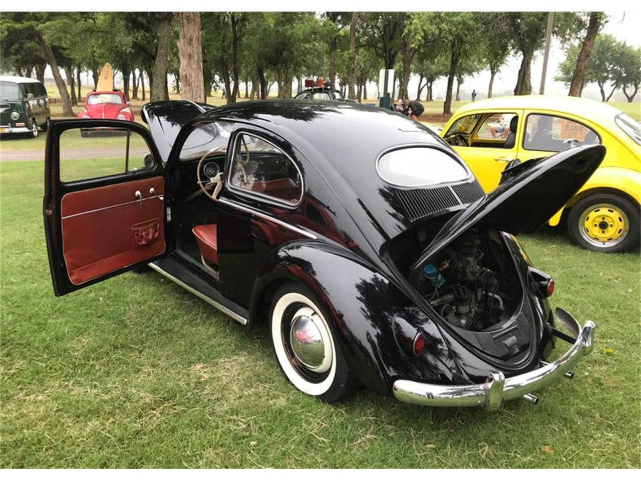 Large Picture of '57 Beetle located in Oklahoma Auction Vehicle Offered by Leake Auction Company - PFMY