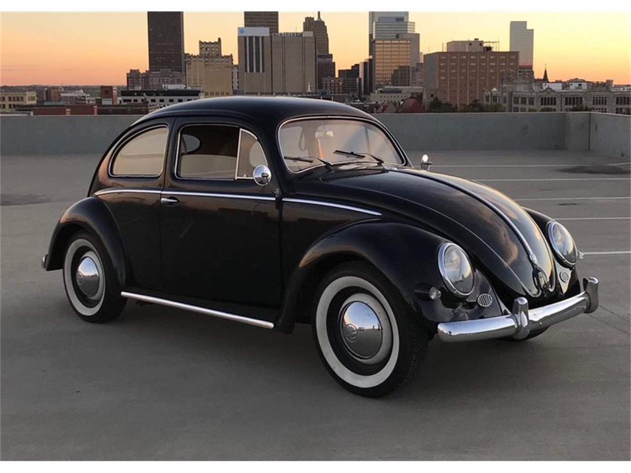 Large Picture of '57 Volkswagen Beetle - PFMY
