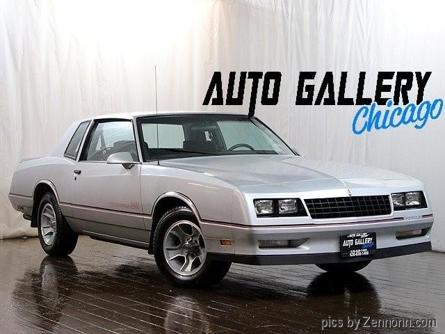 Picture of '86 Monte Carlo located in Illinois Offered by  - PFNB