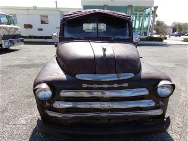 Classic Dodge Pickup For Sale On Classiccars Com